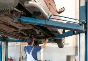 Maintenance of cars - tools, materials, equipment.
